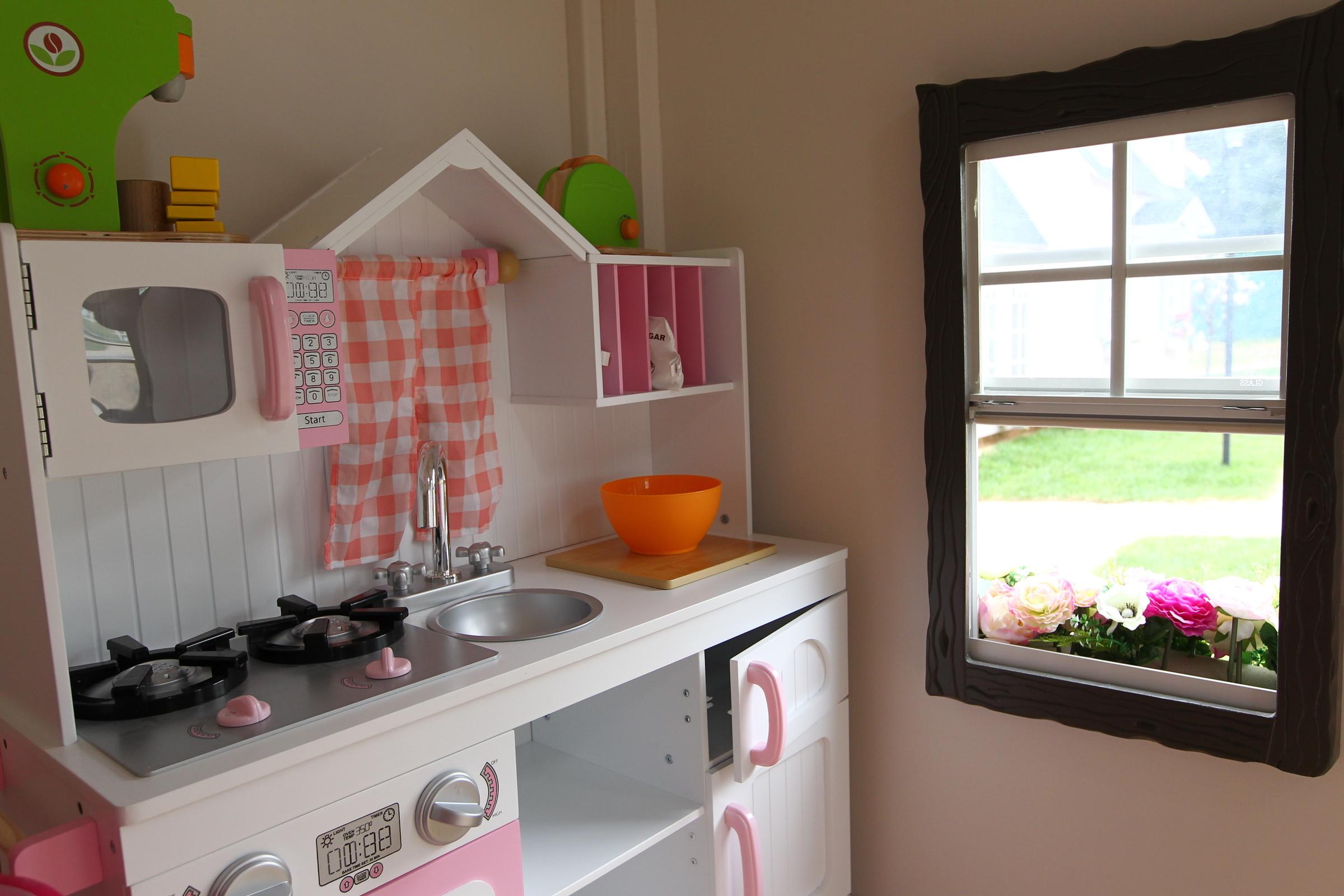 detská kuchynka v Donovalkove
